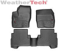 WeatherTech Floor Mat FloorLiner for Ford Escape/C-Max - 1st/2nd Row - Black