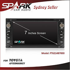 "SP 7"" GPS DVD SAT NAV IPOD BLUETOOTH FOR TOYOTA PRADO LANDCRUISER HILUX RAV4"