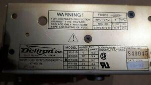 NEW DELTRON W109B 15 VOLT POWER SUPPLY