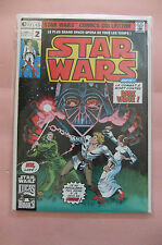9.2 Nm- Near Mint Star Wars # 4 French Euro Variant Rrp Sdcc Wp