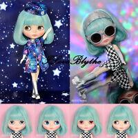 Hasbro Takara cwc Neo Blythe doll UFO A Go Go
