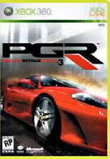 PROJECT GOTHAM RACING 3 XBOX 360 GAME *NEW* AUS EXPRESS