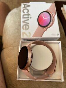 Samsung Galaxy Active2 Smart Watch SM-R820 (44mm) Gold Bluetooth
