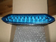 Yamaha Quad YFZ450 Back Tail Light Lense-Xenon Blue LED with optional Indicators