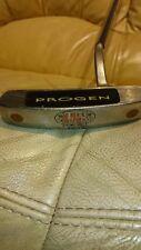 Golf Club Putter RH Progen Full Bore p1 - 3 RH Steel Shaft