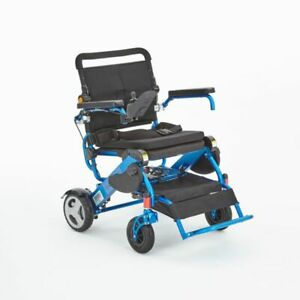 🌞SPRING SALE🌞MOTION HEALTHCARE FOLDALITE FOLDING POWERCHAIR MOBILITY SCOOTER