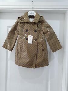 Gucci Girls Jacket Age 2 bnwt