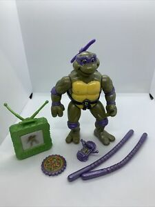 TMNT Toon Don Complete Teenage Mutant Ninja Turtles Playmates Donatello