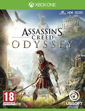 Assassins Creed Odyssey Limited Edition ( Microsoft Xbox One 2018 )