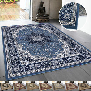 Extra Large Area Rugs Non Slip Hallway Runner Traditional Living Room Floor Rugs