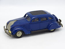 Brooklin SB 1/43 - Chrysler Airflow Bleue 1934