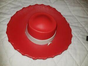 Original vintage SPARE HAT large JESSIE DOLL TOY action figure DISNEY PIXAR