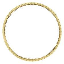 REAL GOLD 18K BEZEL RING FOR ROLEX SUBMARINER 16800 16803 16610 16613 16618 TQ