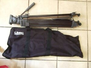 Libec Tripod with TH650 Head and Carry Case.