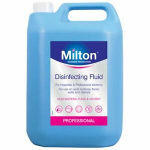 Milton Sterilising Disinfecting Fluid - 5L