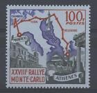 MONACO - 1959 - 28° Rally automobilistico di Montecarlo