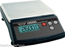 MyWeigh iBALANCE2600 Digitalwaage Feinwaage 2600g / 0,1g Küchenwaage MW i2600