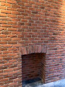 brick slips brick tiles  reclaimed NATURAL OLD EFECT