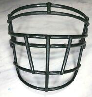 NOS Schutt Super Pro RJOP Hunter Green Adult Football Helmet Facemask