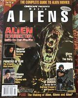 1996 Cinescape Movie Aliens Magazine 98 Pg Alien Resurrection Collectors Issue
