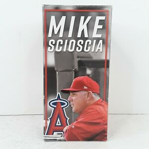 Anaheim Angels Mike Scioscia Bobblehead Manager MLB Baseball SGA 9/29/18