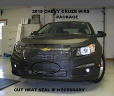 Lebra Front End Mask Cover Bra Fits 2015-2016 Chevrolet Cruze with RS Package