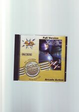 XENIC - 1999 ARCADE SHOOTER PC GAME - FAST POST - JC EDITION - VGC