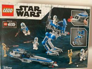 New LEGO 75280 Star Wars 501st Legion™ Clone Troopers