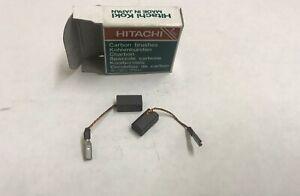 Genuine Hitachi Carbon Brushes 999005 99907 999091 999046 999075