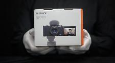 Genuine Sony ZV-1 Digital Vlog Camera Boxed - 'The Masked Man'
