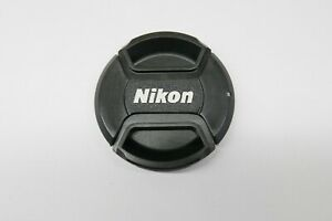 For Nikon 55mm front lens cap center clip, camera plastic OEM