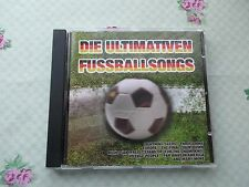 Die ultimativen Fußballsongs CD Village People DJ Ötzi Europe Theo Lingen Steam