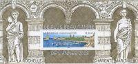 TIMBRE FRANCE BLOC SOUVENIR N° 44 ** LA ROCHELLE