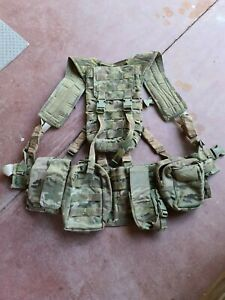 Sord Multicam Belt with Harness and Pouches