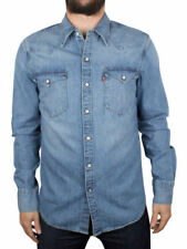 Camisas y polos de hombre de manga larga Levi's 100% algodón