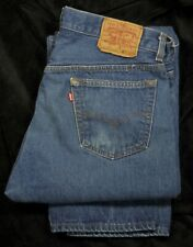 Vintage Levis 501-Made in USA-Tag Size 36x36(33.5x33)-Exlnt Cond/FAST Ship