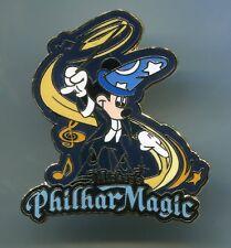 Hong Kong Disney Pin 41281 HKDL - Mickey's PhilharMagic - Maestro Mickey Swirl