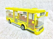 Lego Town City Corner Yellow Bus Mint 60097/60026/60200/8404/7641