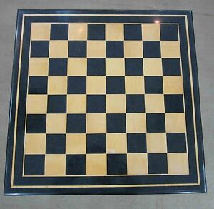 """24"""" Marble Chess Table Top Handicraft Work Home Decor & Gift"""