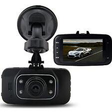 "2.7"" Car DVR HD 1080P Digital Vehicle Video Camera Recorder Sticky Suction Mount"