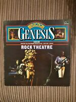 Genesis ‎ Rock Theatre Vinyl Lp  Fontana ‎– 9299 515  Suppers Ready Germany