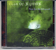 "Clan Of Xymox ""Notes From The Underground"" 2001, CD"