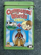 Compound Words Fun Deck Super Duper Inc SPEECH THERAPY SLP FD-26