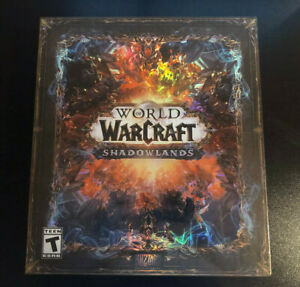 World of Warcraft: Shadowlands Collector's Edition Brand New Sealed