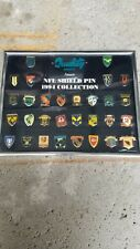NFL 1994 Shield Pins All Teams Complete Set