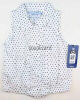 New Girl's White Top Shirt NWT Toddler Kids Size 3T 4T Osh Kosh Oshkosh