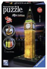 Ravensburger Big Ben 3D Puzzle with Lights (216-Piece)