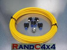 Land Rover Discovery Wading Kit YELLOW V8 Engine Gearbox's and Axles