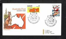 Gold Australian Topical Stamps