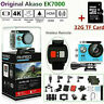 2019 New Akaso EK7000 WIFI Sports Action Camera 4K Ultra HD DV Camcorder 12MP US